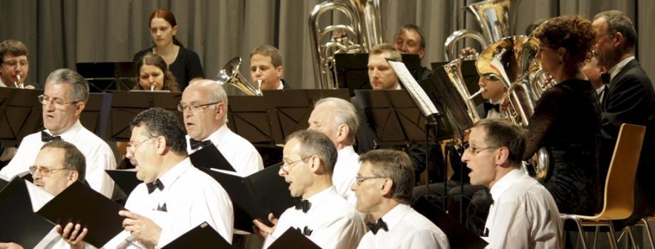 Schlatter Festspiel - Männerchor und Musikverein
